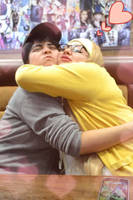 Tadashi and Honey-Big Hero 6 by Elliot-Baskerville
