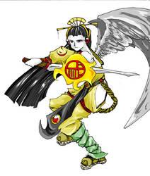 Rune Soldier by nyuura