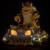 Bowser Mobile by SmashingRenders