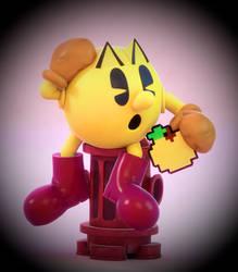 Pac-Man! by SmashingRenders