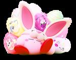 Easter Eggs! by SmashingRenders