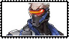 Overwatch Soldier76 by SamThePenetrator