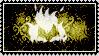 Overwatch stamp logo Junkrat by SamThePenetrator
