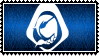 Overwatch logo stamp Ana by SamThePenetrator