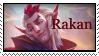 lol stamp Rakan by SamThePenetrator