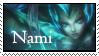 lol stamp  Nami Deep Sea by SamThePenetrator