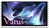 lol stamp  Varus Darkstar by SamThePenetrator