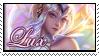 lol stamp  Lux  Elementalist by SamThePenetrator