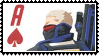 Soldier76  stamp by SamThePenetrator