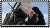 Geralt x Yennefer  TheWitcher3 stamp by SamThePenetrator