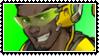 Lucio stamp by SamThePenetrator