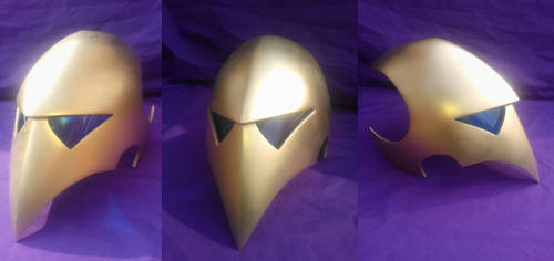 Aerie Of The Black Pinion - Scouge Mask by Ardathair