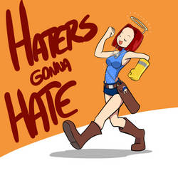 Haters by JoPereira