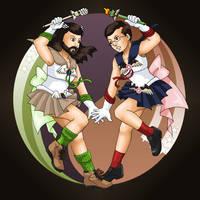 PASJ - The Sailors Colbert by ErinPtah