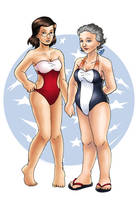 J'n'S - Swimsuit Edition by ErinPtah