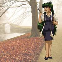 Professor Meiou by ErinPtah