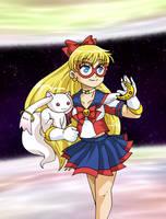 Minako Magica by ErinPtah