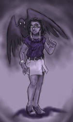 Violet Miranda by ErinPtah