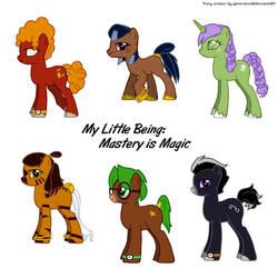 BICP - My Little Being III by ErinPtah