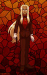 Scarlet Integra by ErinPtah