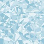 Repeating crystal pattern -free- by ErinPtah