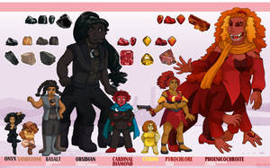 Gem Vale Height Chart II by ErinPtah
