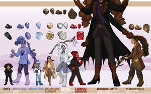Gem Vale Height Chart III by ErinPtah