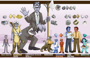 Gem Vale Height Chart IV by ErinPtah