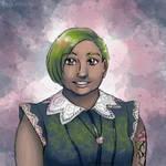 Fancy Annie by ErinPtah