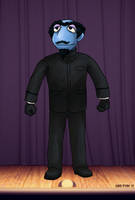 Muppet Masters - Delgado by ErinPtah