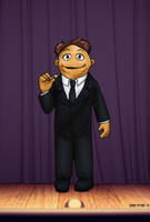 Muppet Masters - Simm by ErinPtah