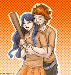 Play Ball by ErinPtah