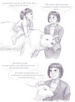 Silent Bear by ErinPtah