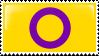 Intersex Flag Stamp - Base by ErinPtah
