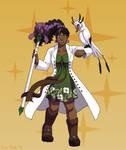 Magical Laurel by ErinPtah