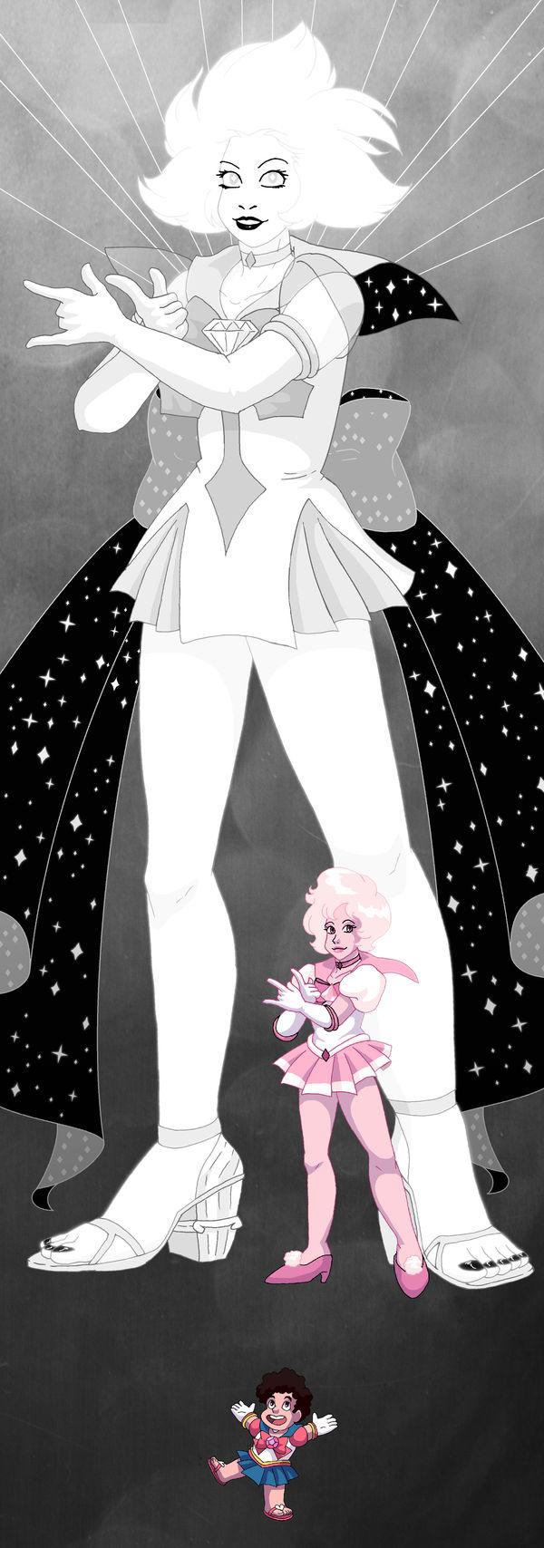 Kirai Senshi Sailor Homeworld by ErinPtah