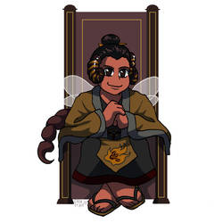 Chibi Devil by ErinPtah