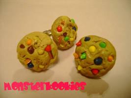 Cookie Rings by monsterkookies