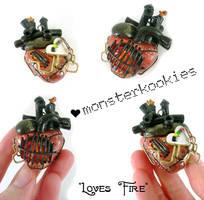 Loves Fire by monsterkookies