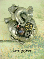 Life Source - Front by monsterkookies