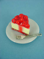 Mmm Cherry Cheesecake by monsterkookies