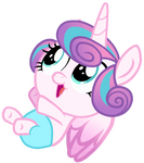 Flurry Heart (Vector) by S1NB0Y
