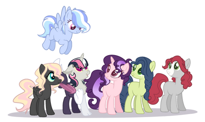 MLP Betaverse by S1NB0Y
