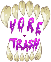 VORE TRASH by PumpkinOverlord