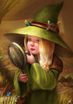 Loli Mage by Raphire