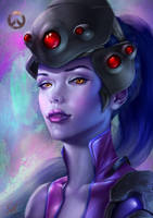 Overwatch: Widowmaker by Raphire