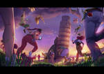 Pokemon GO: Snorlax Rush! by Raphire