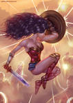 Wonder Woman by Raphire