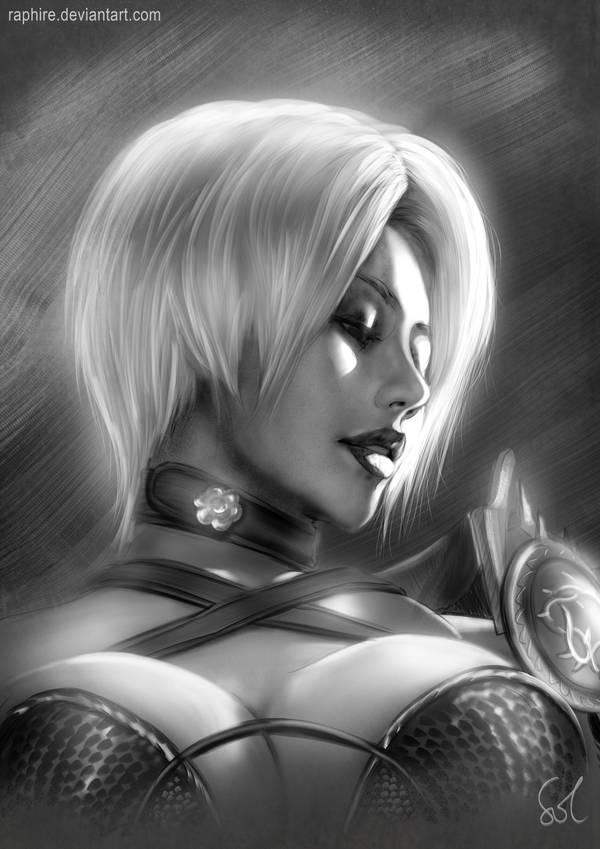 Ivy Portrait by Raphire