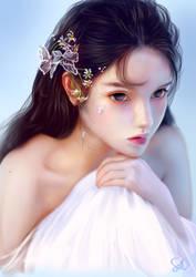 Portrait Study 221108 by Raphire